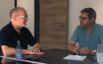 Im Gespräch mit Dieter Röttger von ENTEGRO